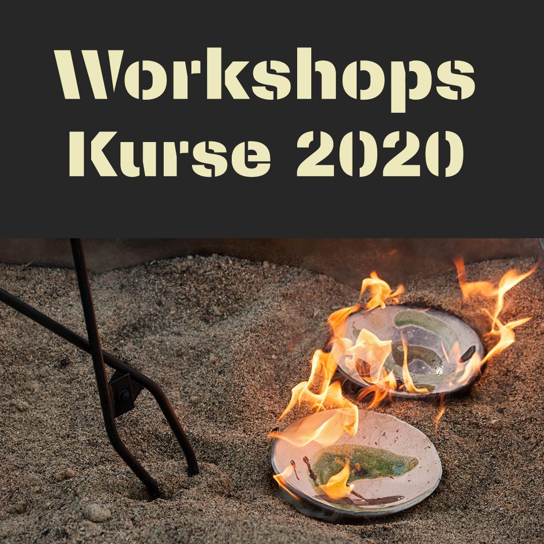 Workshops und Kurse im Kunstzentrum Bosener Mühle